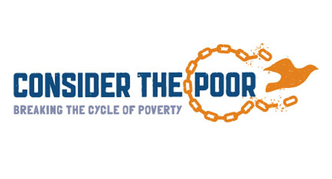 Consider The Poor